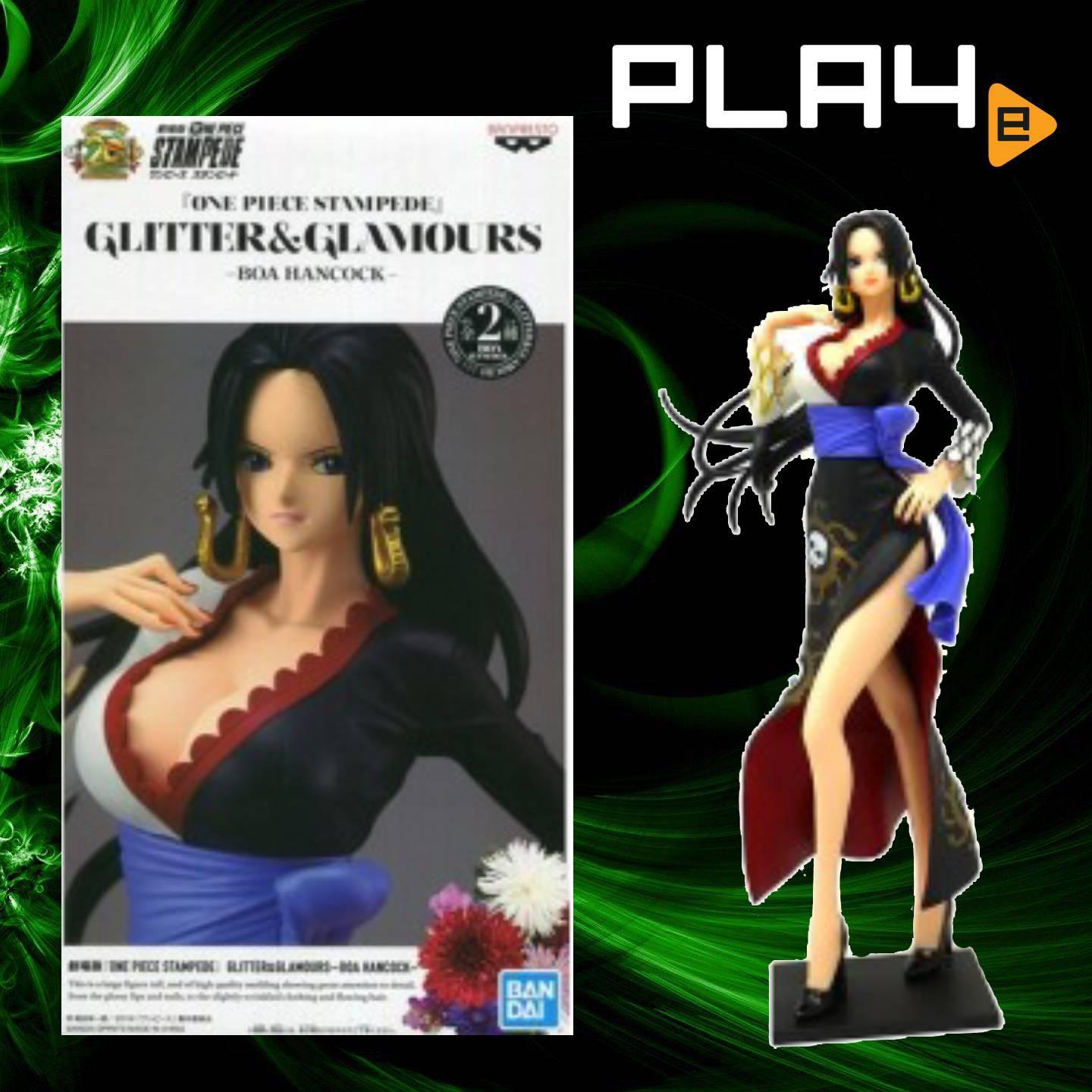 One Piece Stampede Glitter & Glamours Boa Hancock (A)