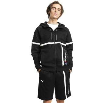 Puma BMW men's Hoodie Sweat Jacket