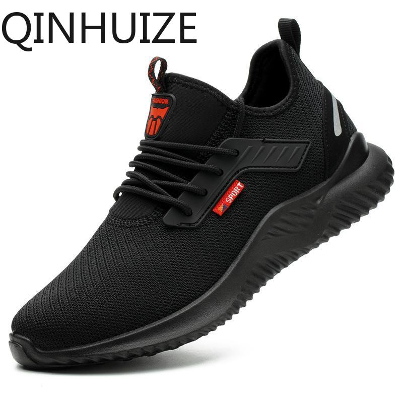 QINHUIZE 2019 new safety shoes safety
