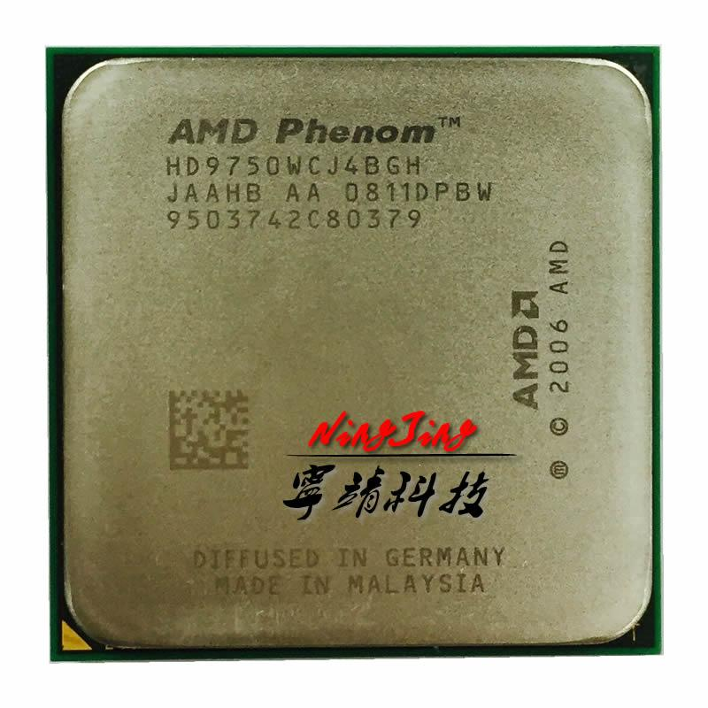 AMD Phenom X4 9750 2.4 GHz 95W Quad-Core CPU Processor HD9750WCJ4BGH/HD975BWCJ4BGH Socket AM2+ ch Store