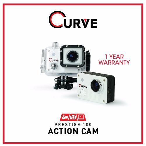 Action Camera Curve Prestige 100 Full HD