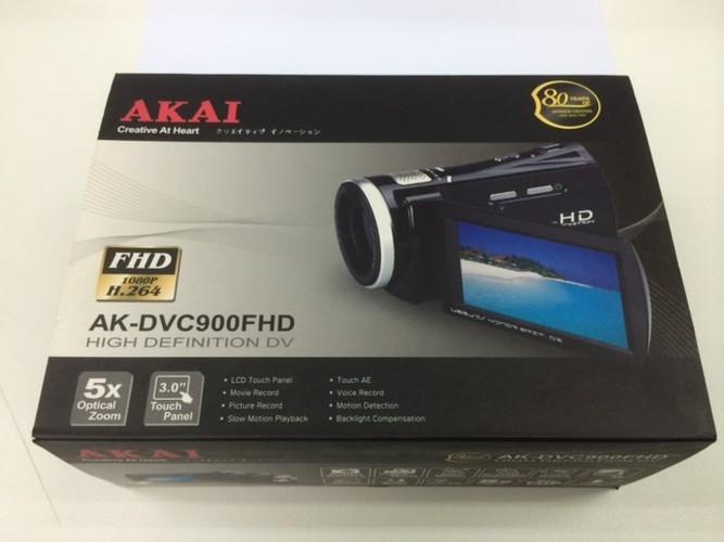AKAI High Definition DV (AK-DVC900FHD) Camcorder
