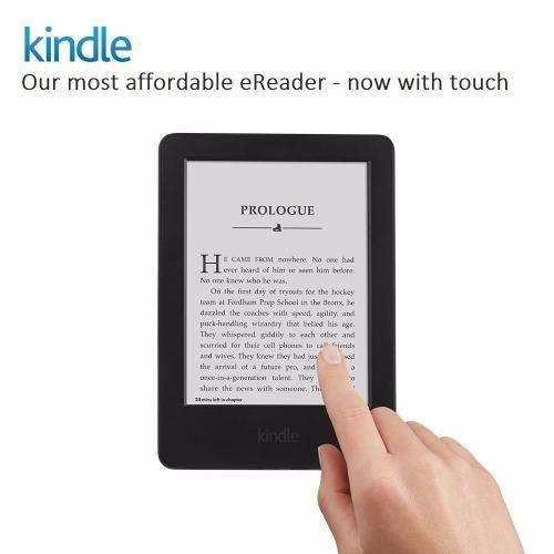 Amazon Kindle e-Reader 6-inches WIFI