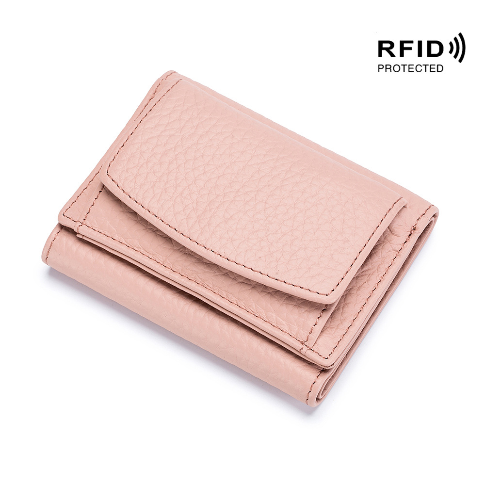 Fruity Tri-Fold Fabric Wallet