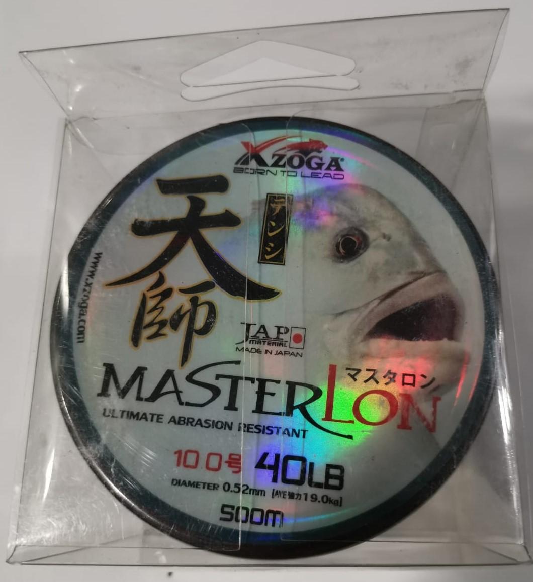 Xzoga Masterlon 12lb//1500m Monofilament Fishing Line
