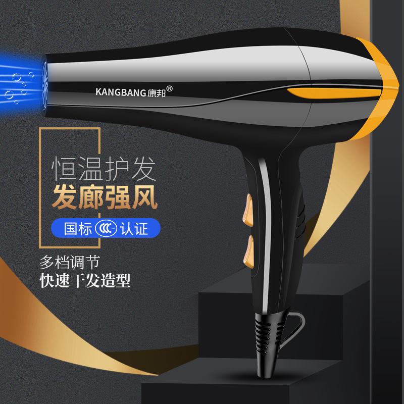 AC high-power hair salon hair dryer blue light anion hair dryer hair dryer hot and cold wind hair dryer
