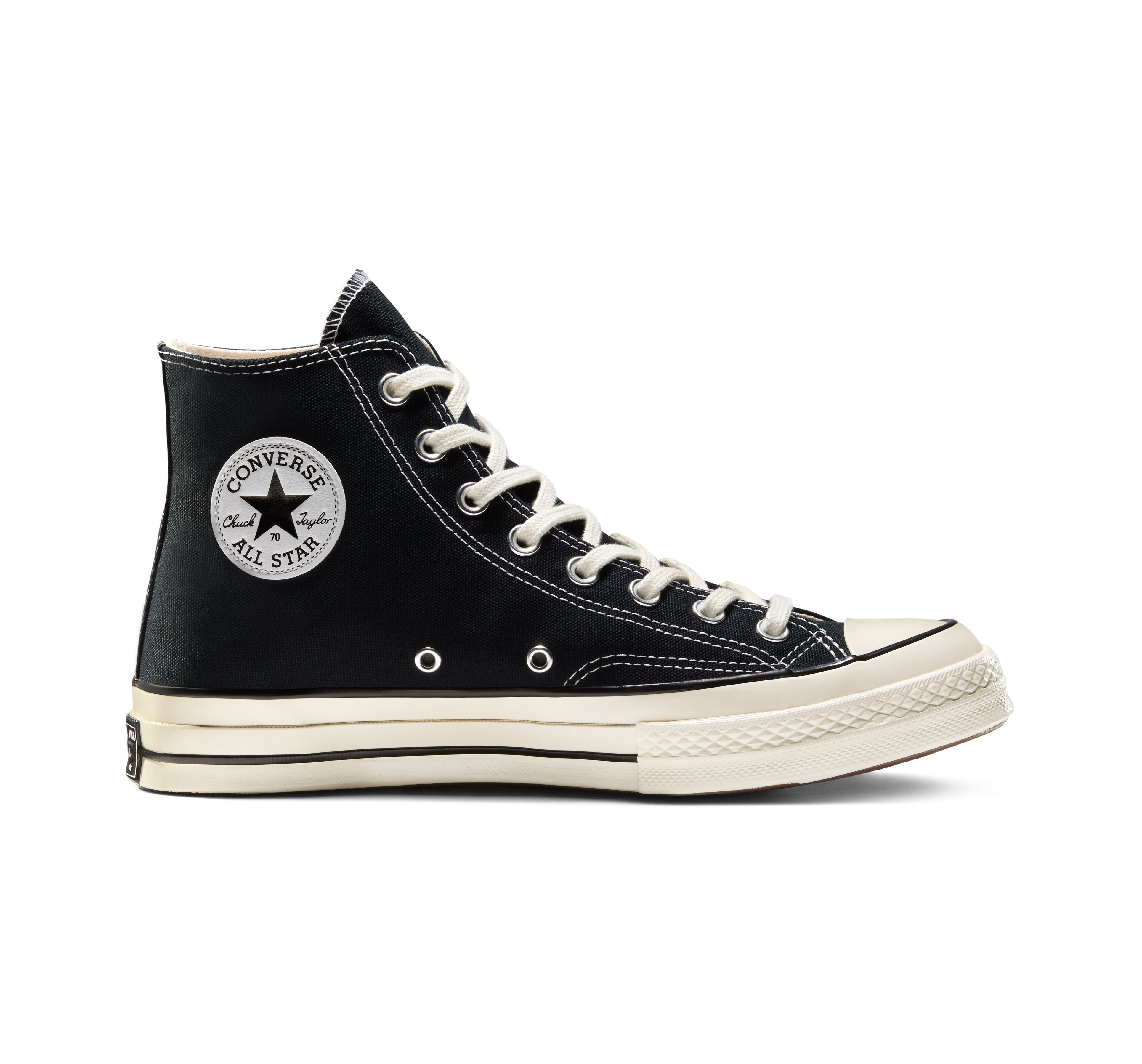 Converse Chuck 70 - Hi - Black/Black