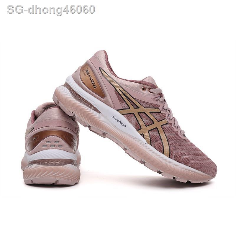 ASICS GEL-NIMBUS 22 RETROTOKYO Women's Running Shoes Lace-up