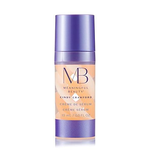 Meaningful Beauty – Crème de Serum – Melon Extract Night Moisturizer