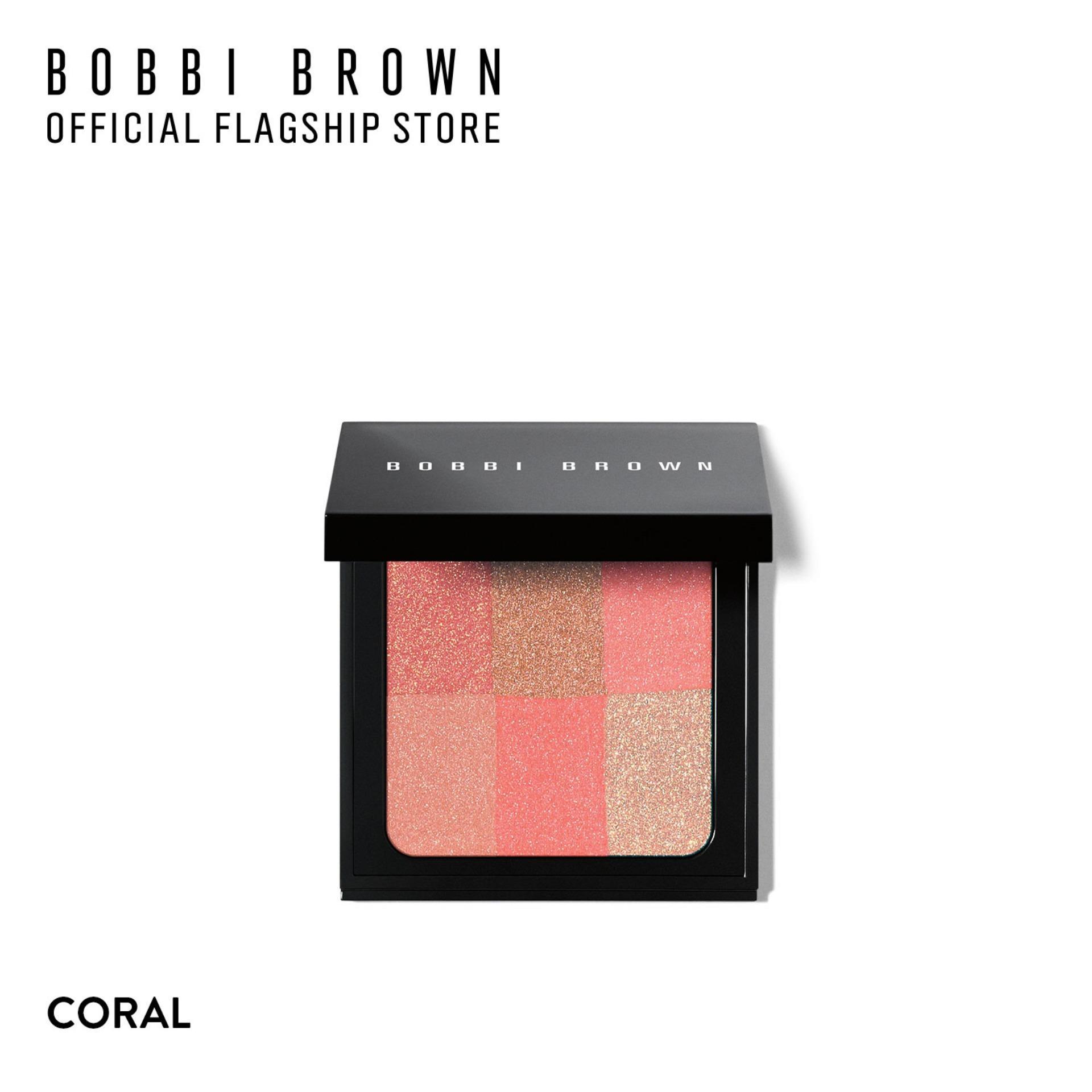 Phấn highlight cho mắt, má, vùng chữ T đa năng Bobbi Brown Brightening Brick 6.6g