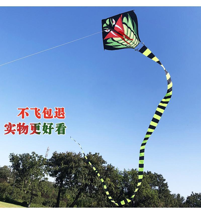 Duy Phường Rắn Diều Người Lớn Diều 15 M 30 M Trimeresurus Jerdonii Có Diều Đuôi Dài Mới Bắt Đầu Gió Dễ Bay thumbnail
