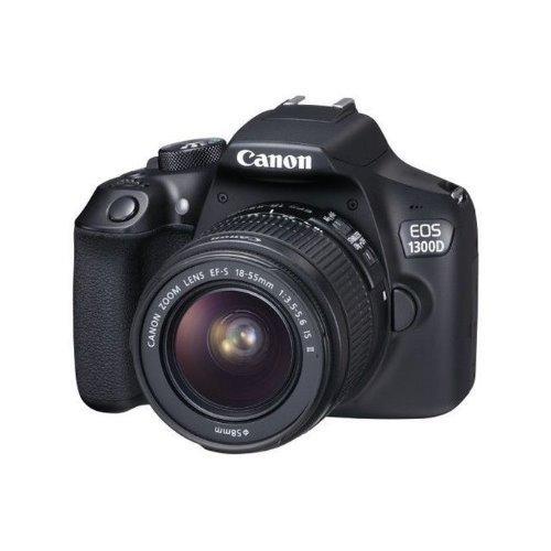 Canon EOS 1300D with EF-S 18-55mm f/3.5-5.6 IS II Lens Kit Set (EXPORT)