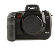 Canon EOS-5 QD 35mm SLR Film Camera Body Only-export