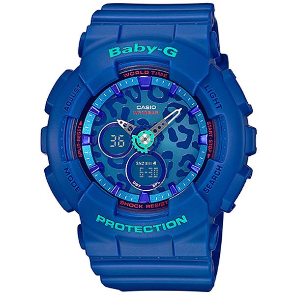 Casio Ladies' Baby-G Watch NWT BA-120LP-2A