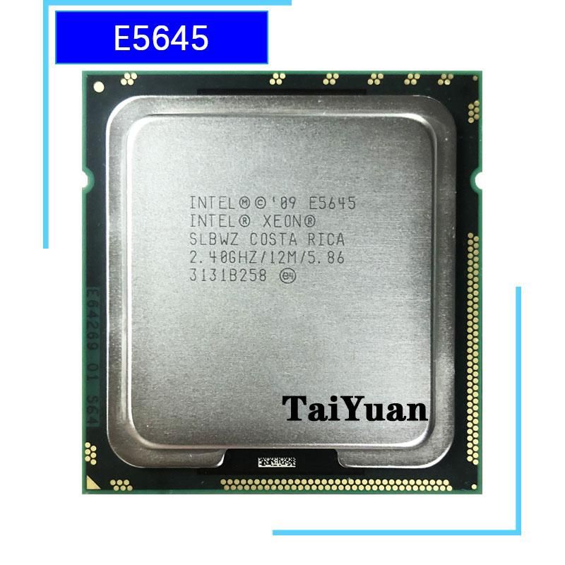 Intel Xeon E5645 2.4 GHz Six-Core Twelve-Thread CPU Processor 12M 80W LGA 1366 CYN Store