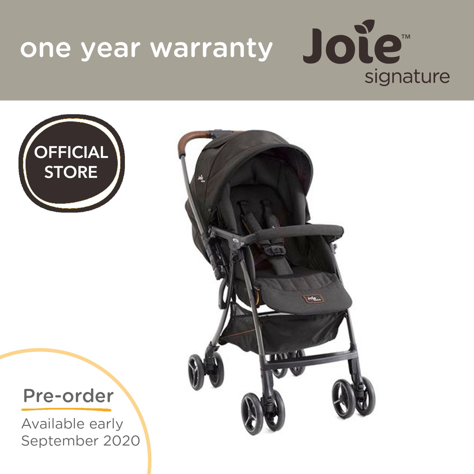 [Pre-Order]Joie SMA Baggi 4WD Flex Signature Stroller[ETA early Sept]