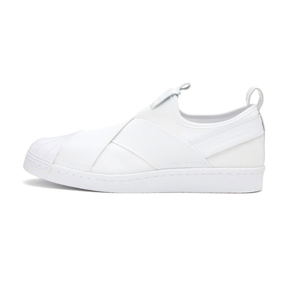 Adidas BZ0111 Superstar Slip on (White