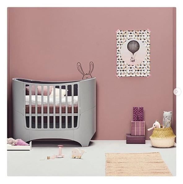 Leander Baby Bed Cot Converts Into A Toddler Bed Withstands Up To 100 Kg Lazada Singapore