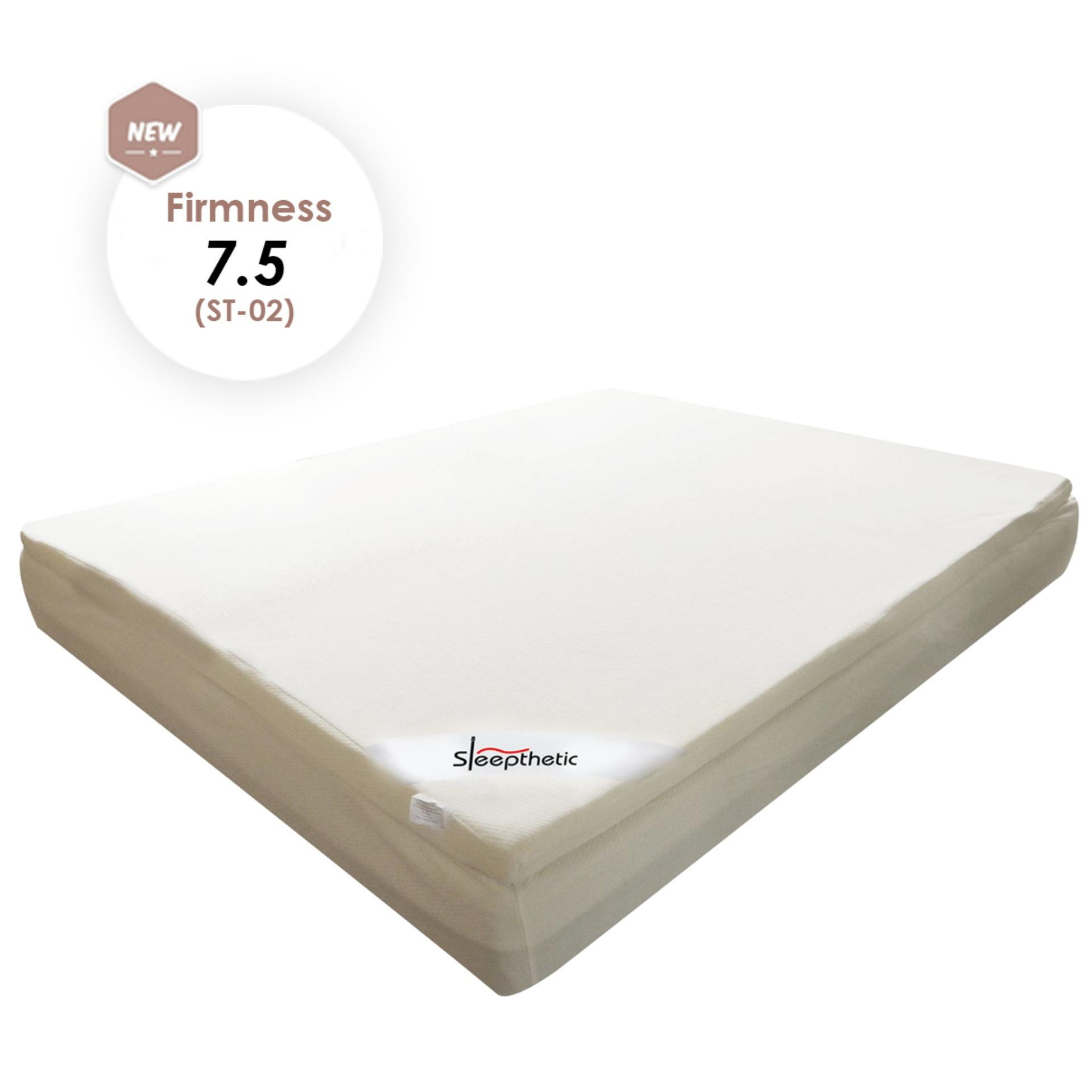 Sleepthetic™ Fitted Memory Foam Topper | Lazada Singapore