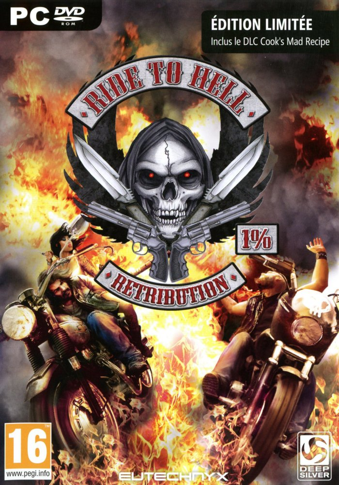 Deep Silver PC Ride To Hell Retribution