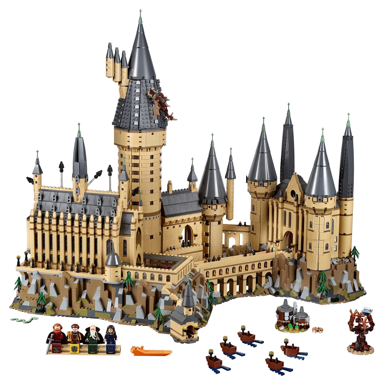 LEGO® Brick HOGWARTS™ CASTLE 71043 DEMENTOR Microfigure Statuette 100/% LEGO