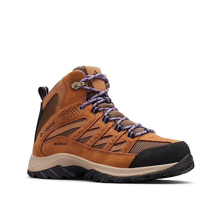 mid waterproof hiking boots