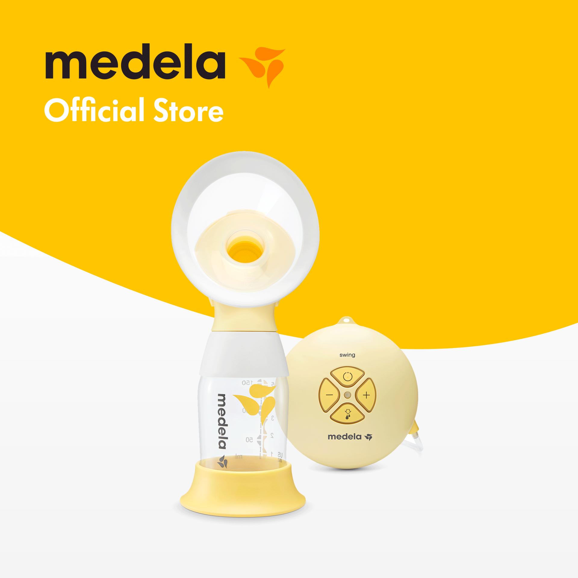 Breast Pump Medela Swing Flex Single Electric Breast Pump More