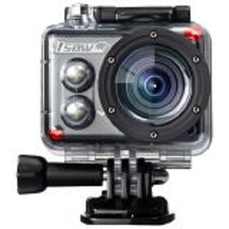Isaw A3 Extreme Full HD Action Camera+ Free iDance Headphone