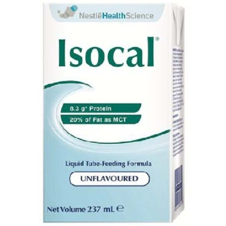 Nestle Isocal Liquid Meal Replacement Carton of 24