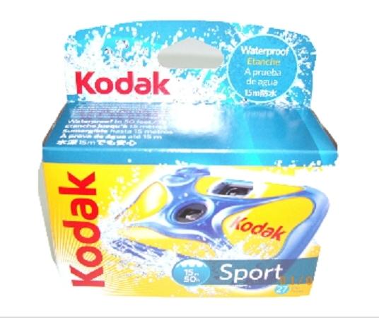 Kodak Disposible Camera – Sport