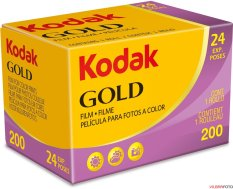 Kodak Gold 200 135/36 Film x 2 Rolls