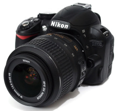 Nikon D3100 18-55mm Kit + Nikon Free Gifts