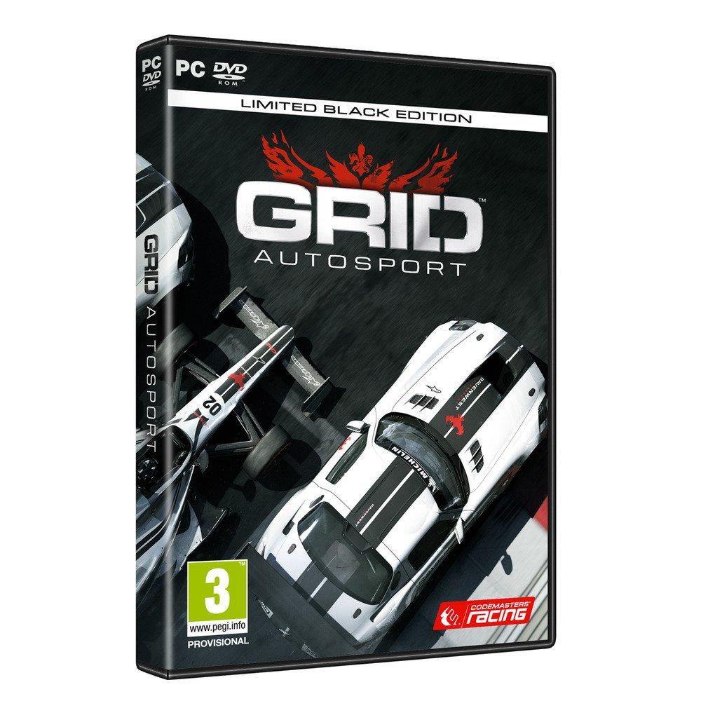 PC GRID Autosport Limited Black Edition