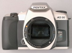 Pentax MZ-30 SLR 35mm Auto Focus Body Only