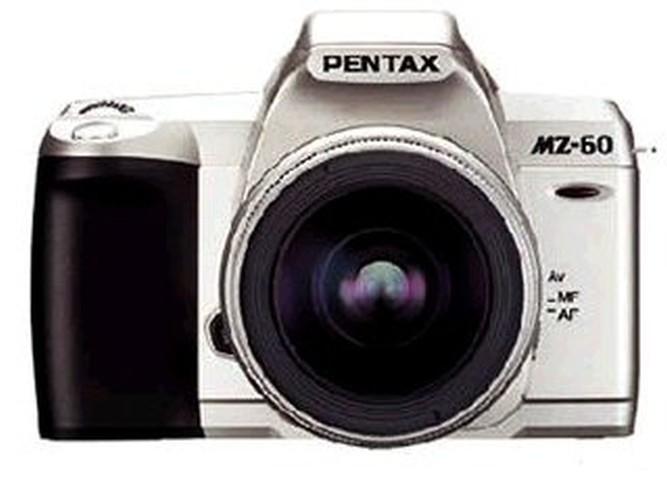 Pentax MZ-60 Date 35mm Film AF SLR Body Only