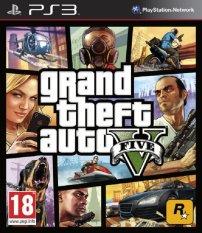 PS3 Grand Theft Auto 5 – GTA 5