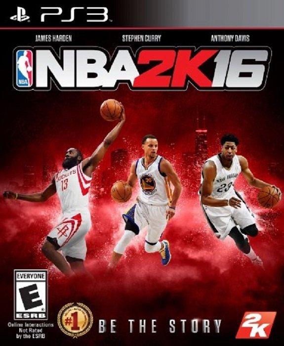 PS3 NBA 2K16