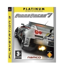 PS3 Ridge Racer 7 Platinum Edition