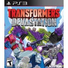 PS3 Transformers Devastation (R2)