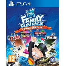 PS4 Hasbro Family Pack