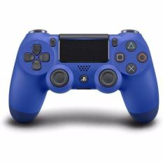 Sony Official New DualShock 4 CUH-ZCT2 Series Wireless Controller for PS4 – (Wave Blue) [Local Warranty]
