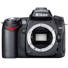 Refurbished Nikon D90 Digital SLR Camera Body (EXPORT).