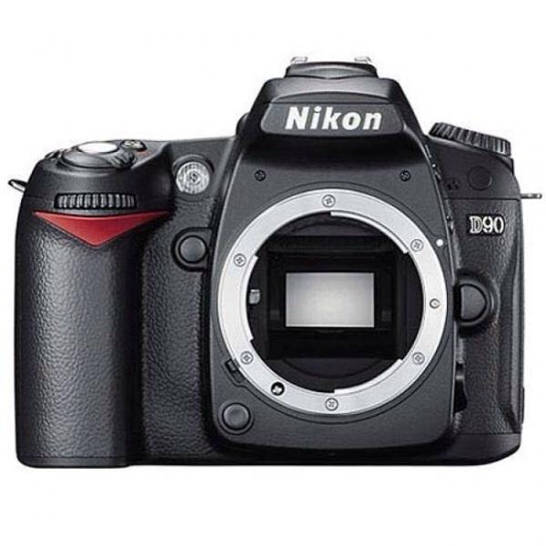 Refurbished Nikon D90 Digital SLR Camera Body (EXPORT).