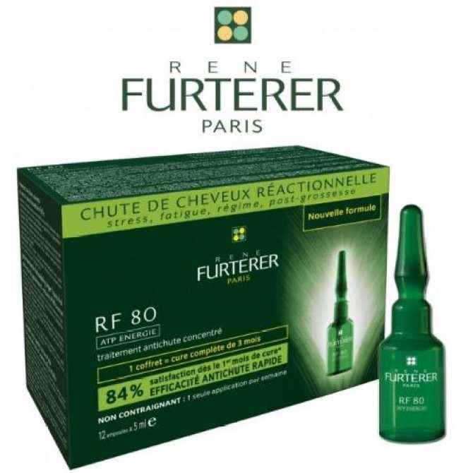 rene furterer rf 80 concentrated serum 12 ampoules. Black Bedroom Furniture Sets. Home Design Ideas