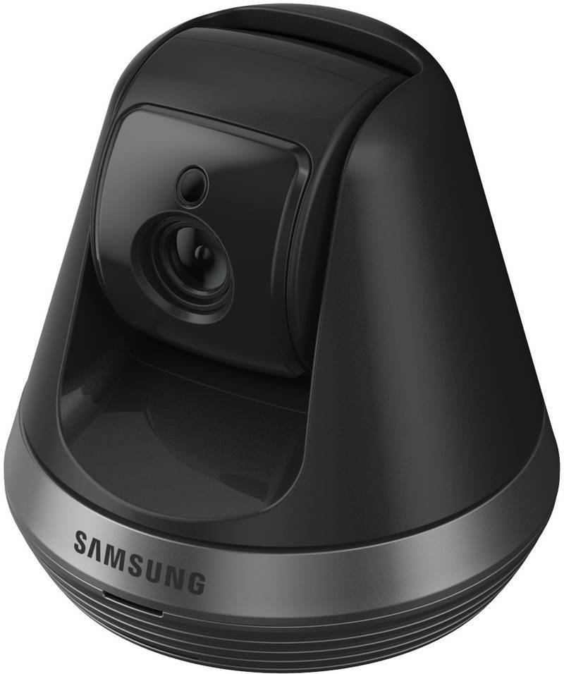 Samsung SmartCam Full HD Pan/Tilt Wi-Fi Camera SNH-V6410PN (BLACK)