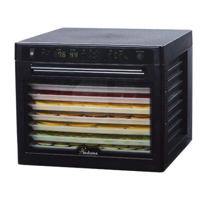 Sedona Classic, SD-P9000 Rawfood Dehydrator with BPA-Free Trays