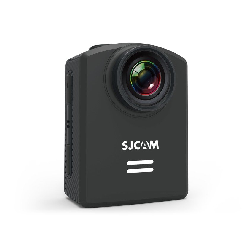 SJCAM M20 Action Camera (Black) Bundle Kit (with Monopod + Remote + 32GB MicroSD)