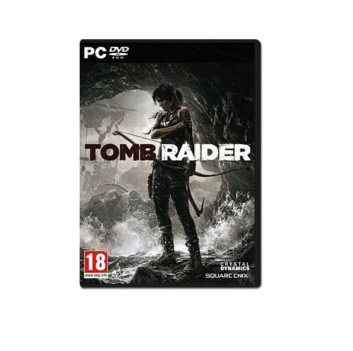 Square Enix PC Tomb Raider