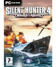 Ubisoft PC Silent Hunter 4 – Wolves of the Pacific