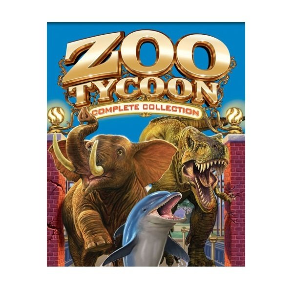 Ubisoft PC Zoo Tycoon Complete Collection